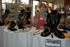 Susan Basch, Jeweler & Fall for Art supporter